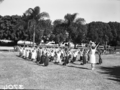 Queensland State Archives 1646 Milton State School physical education activity Brisbane April 1951.png