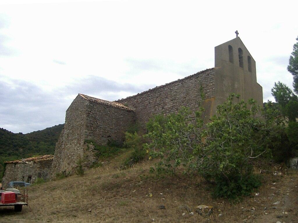 Quintillan, Église Sainte-Madeleine.jpg
