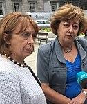 Róisín Shortall TD and Catherine Murphy TD cropped.jpg