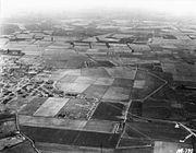 RAF Feltwell aerial photograph WWII IWM HU 93048