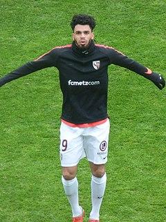 Emmanuel Rivière French association football player