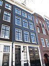 foto van Huis met gevel onder rechte lijst met dakkapel