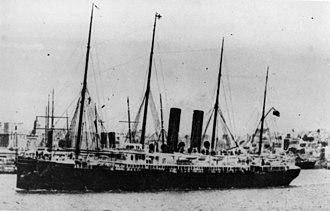 RMS Orizaba - Image: RMS Orizaba