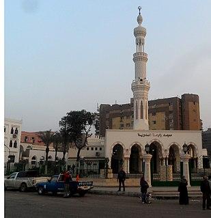 Rabaa Al-Adawiya Mosque mosque in Egypt