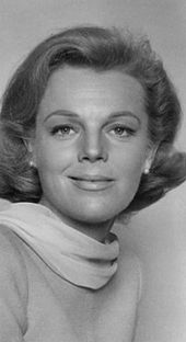Ames as Audrey March in General Hospital, 1973