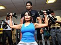 Rachna Shah at a work out designed by Satish Naidu (8).jpg