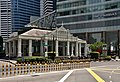 Raffles Place MRT Station, 2018 (01).jpg