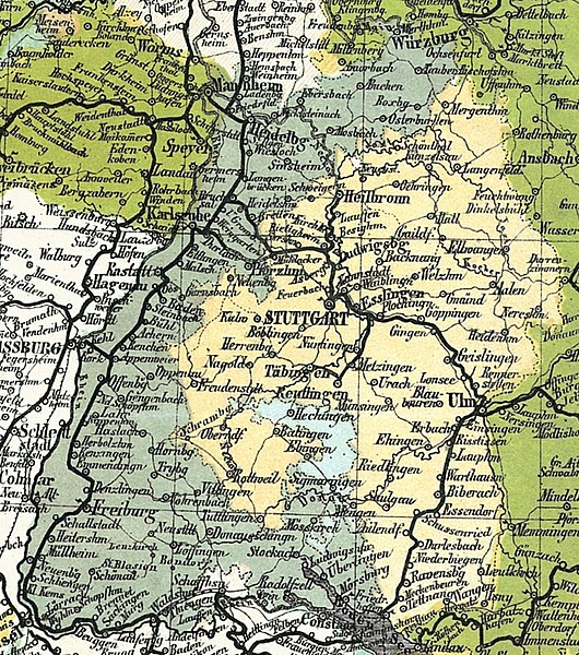 File:Rail map of Baden and Württemberg 1861.jpg