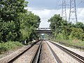 Railway Lines at Staines Moor - panoramio.jpg