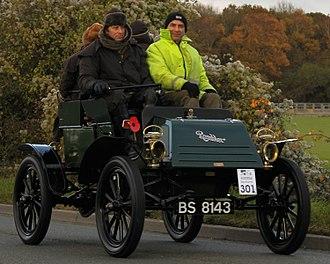 Rambler (automobile) - Rambler 6 1/2HP Runabout 1903