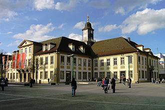 Göppingen - City hall.