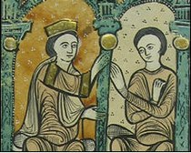 Raymond Berengar I and Raymond III of Pallars.jpg