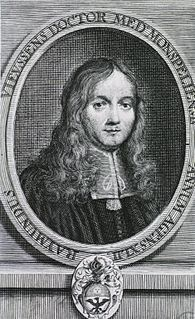 Raymond Vieussens french doctor, cardiologist and anatomist