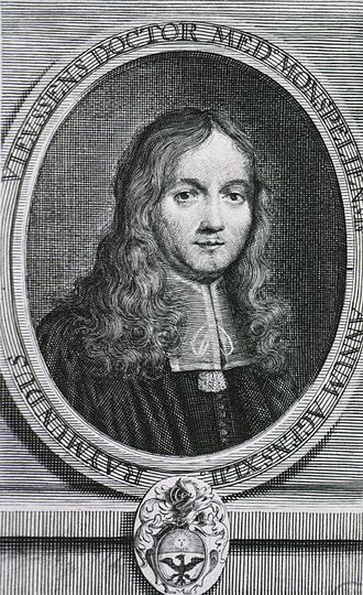 Raymond Vieussens - Portrait of Raymond Vieussens