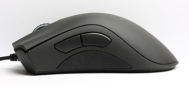 Razer DeathAdder 2013 Edition-side left PNr°0402.jpg
