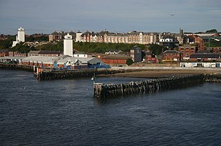High and Low Lights of North Shields