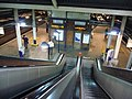 Reading , Reading Railway Station and Escalator - geograph.org.uk - 1304934.jpg