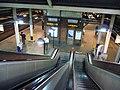 Reading , Reading Railway Station and Escalator - geograph.org.uk - 1304934.jpg
