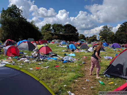 Campsite Aftermath, 2016 Reading Festival Aftermath, 2016.png
