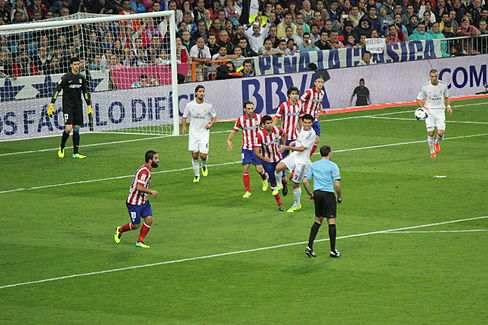 Real Madrid vs. Atlético Madrid September 28, 2013 06.JPG