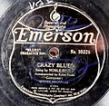 Record Label Emerson, USA, Crazy Blues.jpg