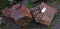 Red sandstone, Balatonrendes.jpg