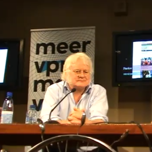 Redmond O'Hanlon - Redmond O'Hanlon at the 2010 ''Science & Technology Summit'' in The Hague