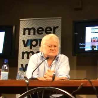 Redmond O'Hanlon - Redmond O'Hanlon at the 2010 ''Science & Technology Summit'' in The Hague