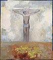 Redon - CHRIST EN CROIX, RF 1984 53.jpg