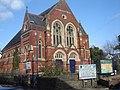 Redundant church, Market Street, Abergavenny - geograph.org.uk - 364657.jpg