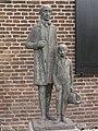 Reek (Landerd) beeldje Orgelbouwers Smits, beeldhouwer Rene van Seumeren.JPG