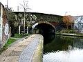 Regent's Canal, Haggerston Bridge - geograph.org.uk - 1728642.jpg