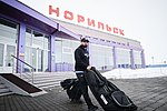 Reid Carruthers at Norilsk Airport 2018.jpg