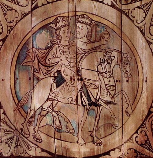 middelalderlig maleri eskortguide