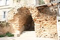 Remains of amphitheater, Poitiers 02.jpg