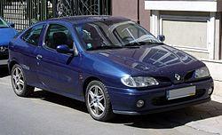 Verrassend Renault Mégane – Wikipedia IU-62
