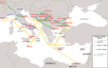 Trade routes of Ragusa