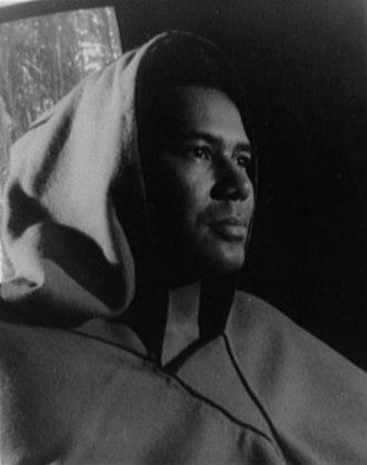 Rex Ingram (actor) - Ingram in 1934