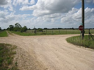 Rexville, Texas - Image: Rexville TX Northwest
