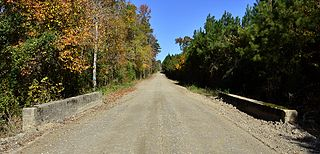 Dollarway Road United States historic place