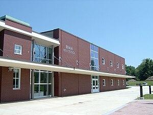 RHAM High School - Image: Rham