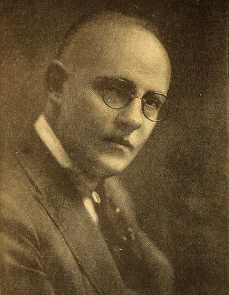 Richard A. Rowland - Rowland in 1920
