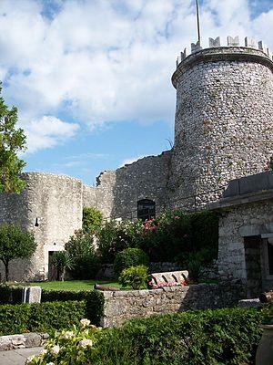 Trsat - Hill fort in Trsat district.