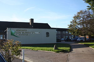 King's Academy Ringmer - A school building