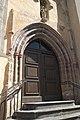 Ris (Puy-de-Dôme) Église Sainte-Croix Portail 290.jpg