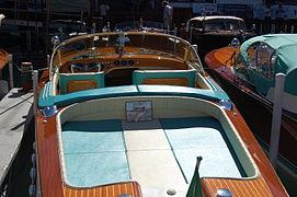 Concours D Elegance >> Riva (bateaux) — Wikipédia