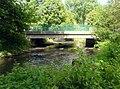 Road bridge over River Meden - geograph.org.uk - 521376.jpg