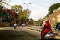 Roads in Rajasthan India Jaipur urban streets March 2015.jpg