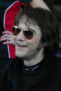 Rob Austin British racing driver