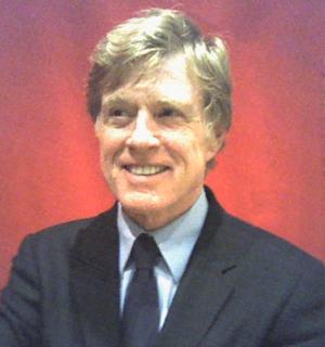 Schauspieler Robert Redford